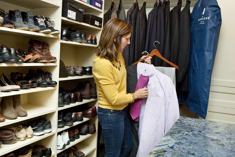 In home wardrobe consult - Home personal shopper ...